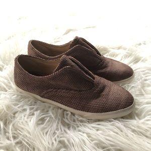Frye Size 8 'Mindy' Slip On Sneakers